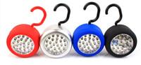 Wholesale 100pcs LED Portable Hook Camping Light Lamp Lantern Hanging Pocket Clip On Light LED