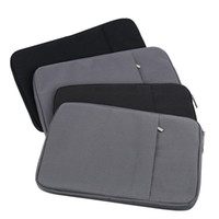 Wholesale Waterproof Laptop Sleeve Notebook Cover Case Carry Bag Pouch For inch McBook Air Pro