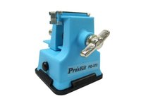 Wholesale ProsKit tool PD Mini Vise Jaw opening mm light and durable hobby vice