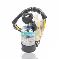Wholesale Ma Linhai agricultural vehicles BMW car ignition key Wuzheng tricycle accessories ignition switch male plug