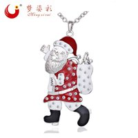 beaded payment - New European Christmas ornaments female long sweater chain jewelry factory direct payments ornaments
