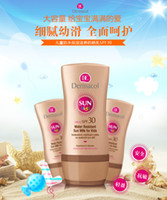Wholesale Dermacol natural low sensitive children s moisturizing sunscreen lotion ML large capacity moisture SPF30