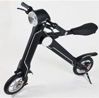 folding electric bicycle - Electric Bicycle K1 Nine European Smart Electric Scooter Folding Electric Bike Motorcycle