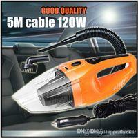 Wholesale Car Vacuum Cleaner Wet And Dry Dual use Super Suction meter V W Tile Vacuum Cleaner Aspirador De Po Portatil A5