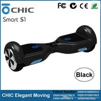 adult mobility scooters - CHIC Smart S1 Electric Two Wheel Balance Scooter inch Tyre Hand Free Adult Self Balancing Mobility Electric Hoverboard Microscooter
