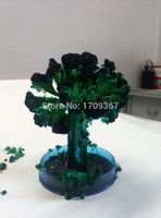 Wholesale Hot sale Premiums New GC SD P x cm Green Big Magic growing paper sakura tree DIY Magic Sakura