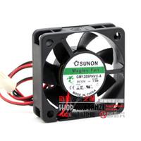 aluminum shipping services - Original SUNON GM1205PHVX A V W quiet service radiator fan