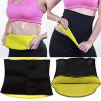 neoprene waist belt - New Women Hot Neoprene Body Shaper Slimming Waist Slim Belt Yoga Training Corsets
