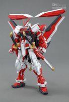 gundam - Genuine BANDAI MG Gundam Astray Red Frame Model Building Kits Original collection
