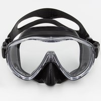 Wholesale Whales brand Scuba Snorkeling Diving Mask with Tempered Lenses MA