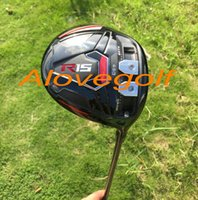 Wholesale 2015 New golf driver black R15 driver or with TM speeder g shaft with headcover tools free ship golf clubs