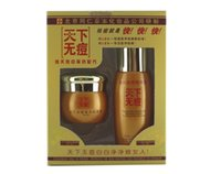 Wholesale Original YISHENG NO Acne Whitening facial skin care set removing acne spots acne scars