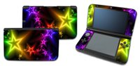3ds xl - for ds xl ds ll stickers vinyl PVC material skins