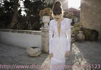 Cheap sheer wedding dresses Best 2014