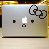 hello kitty laptop skin - The series of Hello Kitty Creative local stickers Vinyl Decal Sticker Skin Apple MacBook Pro Air Mac quot quot quot inch