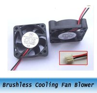 Wholesale DC24V A DC Fans mm x mmx10mm Brushless Cooling Fan Blower