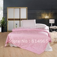 best comforters - Mulberry Silk Filled Winter Pink Best Quality High Quality GSM Duvet Quilt Comforter Full X180cm Or Make Any Size