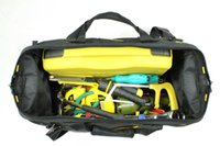 Wholesale 2014 New inch Hand Shoulder Bag High Quality Electric Tool Bag Toolbox Packaging Tool For Electrician