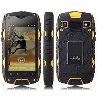 Wholesale Original Z6 IP68 Waterproof Mobile phone MTK6572 Dual Core G GPS Dual Sim MB RAM GB ROM MP Camera Shockproof Rugged phone