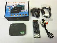 Cheap Android TV Box 1080P HD DVB-YC11 Digital STB PVR Smart TV Box HDMI WiFi IPTV Amlogic A20 XBMC DVB Android Receiver 1G 4G
