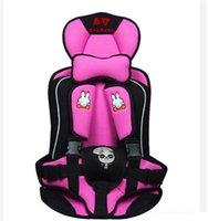 Wholesale Children s Car Seat Cushion Upset Child Safety Sat Pad Used For Baby To Years Old General Heat Selling In