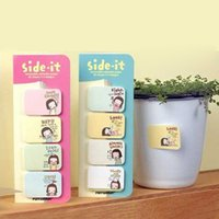 best office stationary - Fashion High Quality Best Selling Lovely Stationary Side Stickers Memo Pad Sticky Notes Office School Supplies