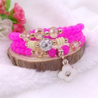 Wholesale The News Natural amethyst powder crystal bracelet agate jade bracelets jewelry boutique ladies garnet jewelry factory direct