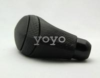 Wholesale Car stalls head MOMO leather gear shift knob head gear stick head