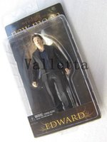 Wholesale New Twilight New Moon movie Edward Cullen in Action Figure NECA Toys