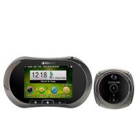 Wholesale NEW3 touchscreenEques R12G Digital Peephole Viewer Visual Cat Eye Doorbell HD door Camera Door Camera Motion Detect mAh li battery