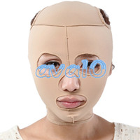Wholesale 3D Facial Mask For Face Lifting Face Sculpture Slimming Belt Different sizes Free Ship by ePacket