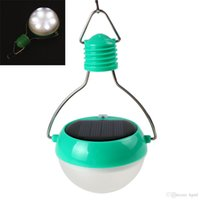 Wholesale Portable Solar Power Powered Outdoor Garden Light LED Fence Wall Roof Hang Party OUT_160