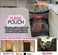 Wholesale Hot Purse Pouch Accessory Purse Holder Car Useful portable hammock like slings way to keep your purse within arm s reach