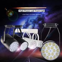 Wholesale High Power Cool White Led Track Light W W W W W Beam angle Led Ceiling Spotlight AC V Led Spot Lighting CE ROHS CSA UL