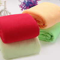 Wholesale Promotion Colors Microfiber Absorbent Towel Car Clean Drying Cloth Washcloth x140cm Lowest Price