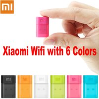 Cheap 150Mbps 2.4GHz Original Xiaomi Portable Mini USB Wireless Router wifi adapter WI-FI emitter Internet Adapter