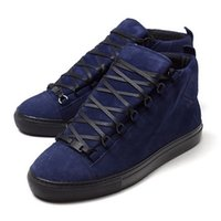 Wholesale kayne west running shoes fashion casual shoes men s shoes high top sneakers shoes BL Arena shoes