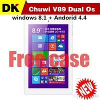 Under $200 windows tablet - 2015 New Original Chuwi V89 G Windows Android inch Tablet PC Z3735F Quad Core MP Camera RAM GB ROM GB Bluetooth tablet pc