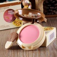 berry powder - blusher powder blush long lasting repair Yan honey berry pink blush