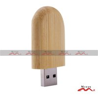 bamboo producers - Retail GB Memory Stick USB Drive Pendrive Engrave Logo Factory Producer Good Quality Bamboo