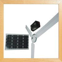 Tener las existencias! 2014 los nuevos modelos de corriente continua sin escobillas dc motor del techo solar del ventilador 12v