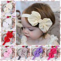 Cheap flower hairbands Best bow knot