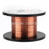 Wholesale Copper Soldering Solder PPA Enamelled Reel Wire Repair Diameter mm Length m