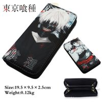 Wholesale Tokyo Ghoul Wallet money clips canvas hight quality
