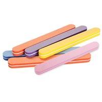 Wholesale 5PCS Nail Art Polish Sandpaper Strip Bar Set Polishing File Tool HB88