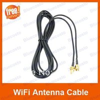 antenna extension - New Arrival M FT WiFi Antenna RP SMA Extension Cable Cord For Wi Fi Router Wireless Adapter Retail
