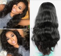 Wholesale Brazilian body wave full lace wig Virgin Human Hair Full lace wig Glueless Lace Front Wig Fast shipping in Stock