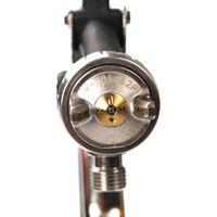 Wholesale Valianto Dual Paint Channels Pressure Feed Air Spray Gun W P House Paint Spray Guns For Painting Car