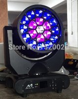 bee flight - flight case beam light led RGBW in1 big bee eyes led moving head beam lights stage washer night club lighting