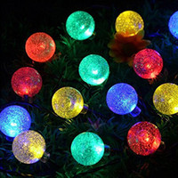 best outdoor christmas decorations - Best Selling M LEDs LED Fairy Strings Ball Decor Christmas Multicolor V V for Xmas Wedding Decoration Outdoor Flash Lighting